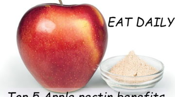 Top 5 reasons to have apple pectin daily for good health | nutrition benefits