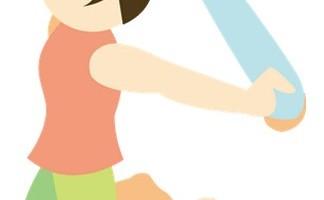 Super effective anti-cellulite arm slimming exercises