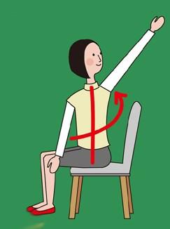 relieve stiff shoulder