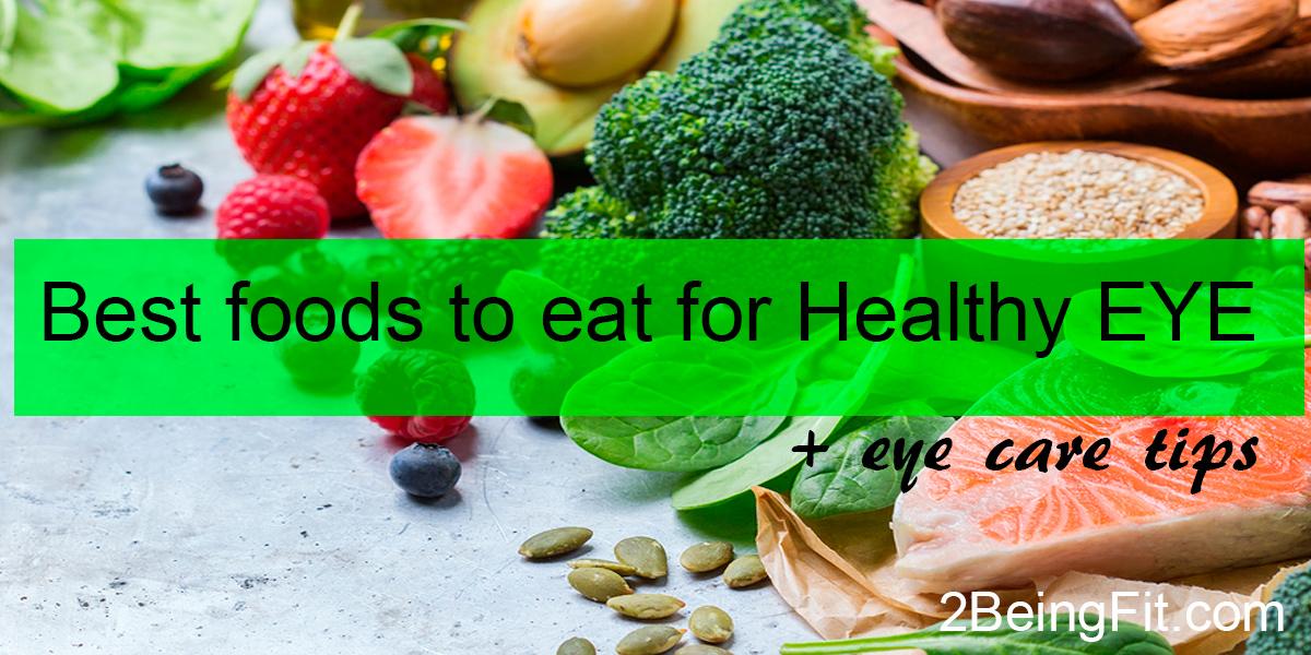 Natural Food For Good Eyesight